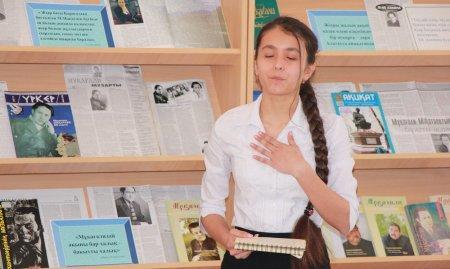В Актау отметили день рождения Мукагали Макатаева литературным вечером