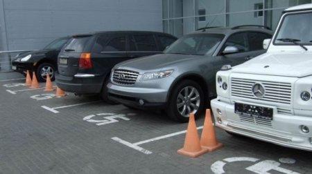 Штраф до 100 тыс. тенге грозит казахстанцам за неправильную парковку