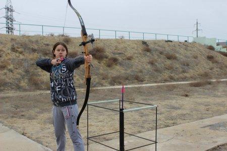 Секция стрельбы из лука открылась в Актау