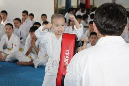 Диплом «Лучшая спортивная организация среди неолимпийских видов спорта» вручена Всеказахстанской организации кекушинкай каратэ