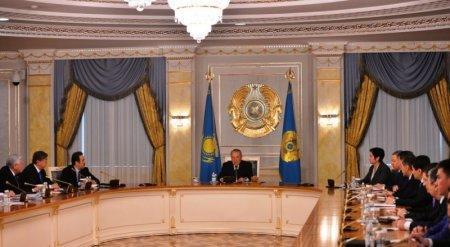 В Казахстане кризиса нет - Назарбаев