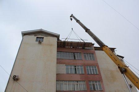 О ходе расследования причин возгорания жилого дома №21 в 13 микрорайоне Актау рассказали в пресс-службе ДВД Мангистауской области