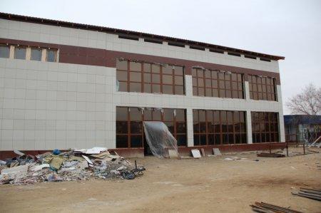 Открытие в Актау молодежного центра после реконструкции намечено на начало марта