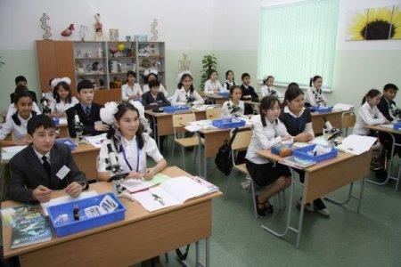 """Школьники в Казахстане будут обучаться по формуле """"1+11"""" – Саринжипов"""