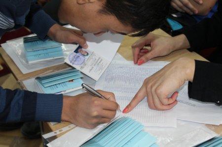 Около 250 актауским школьникам выдали приписные военные свидетельства