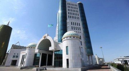 Сенаторы просят Назарбаева дать согласие на проведение внеочередных президентских выборов