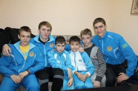 Актауские ушуисты привезли 21 медаль с двух крупных турниров
