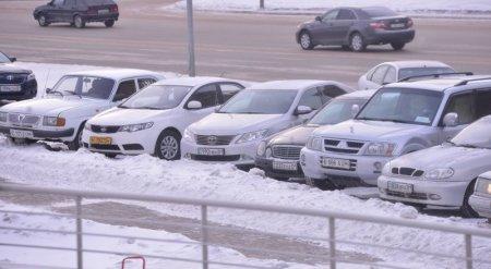Парковочных мест станет больше в Казахстане