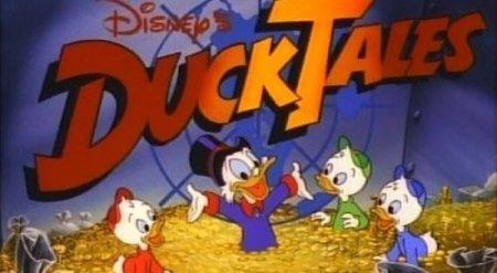 """Disney снимет продолжение мультсериала """"Утиные истории"""""""