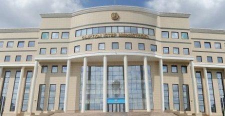 МИД: задержанный в США выехал из Казахстана четыре года назад