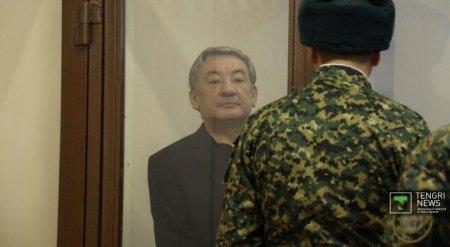 Гособвинитель запросил 14 лет заключения для экс-главы Погранслужбы КНБ РК Джуламанова