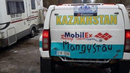 Мангистауский экипаж «Mobilex Racing Team» вошел в десятку сильнейших в первом этапе кубка мира по ралли-рейдам