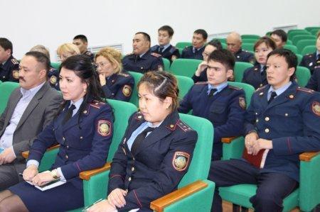Актауские полицейские провели разъяснительную работу по новым правилам в ДУИС области