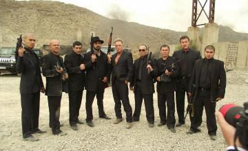 В прокат выходит казахстанский фильм с участием голливудских звезд