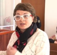 Женщина-водитель и полицейский из Текели встретились в суде