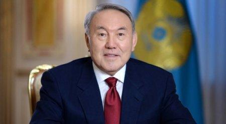 Нурсултан Назарбаев поздравил казахстанцев с 20-летием АНК