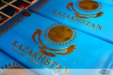 Изображение флага Казахстана можно безнаказанно размещать на трусах и кепках?