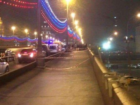 Следователи реконструировали картину убийства Немцова