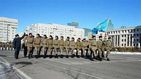 В Астане пройдет парад в честь 70-летнего юбилея Великой Победы