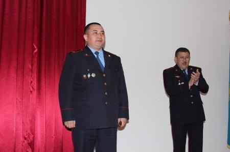 Бойцы спецподразделений мангистауской полиции завоевали четыре медали на чемпионате РК по универсальному бою