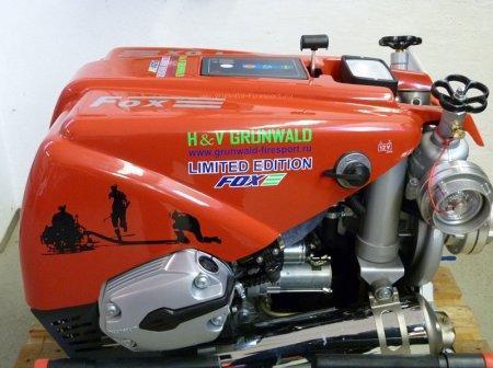 Для пожарных Мангистауской области приобрели новую технику