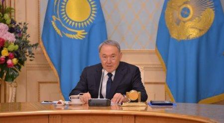 Назарбаев о своем участии в выборах: Мои личные планы были другими