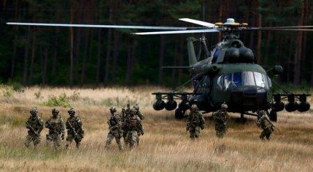Армию Евросоюза призывает создать политик