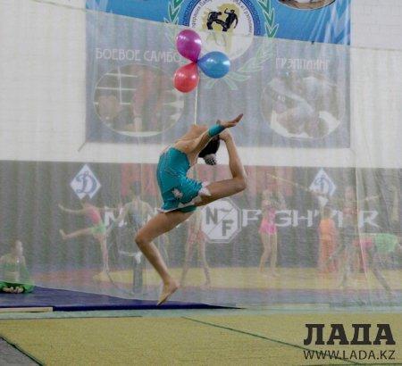 В Актау прошел ежегодный областной турнир по художественной гимнастике