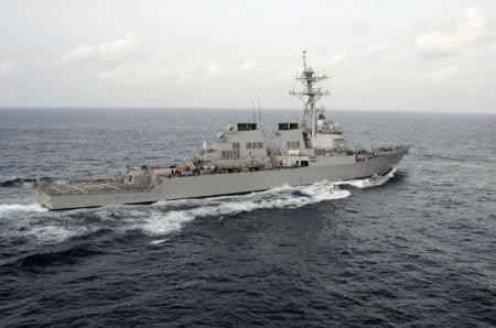 Новый эсминец «Дамаванд» поступил на вооружение военно-морских сил Ирана