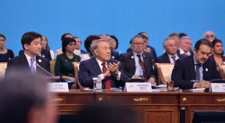 Назарбаев: Мы будем совершать великие дела