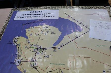 В Актау стартовало республиканское командно-штабное учение «Коктем-2015»
