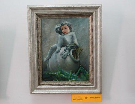 Персональная выставка Никаса Сафронова открылась в Актау