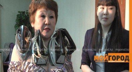 Женщина-магнит из Уральска установила новый рекорд