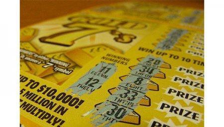 Американец не смог забрать миллионный выигрыш в лотерее из-за утери билета
