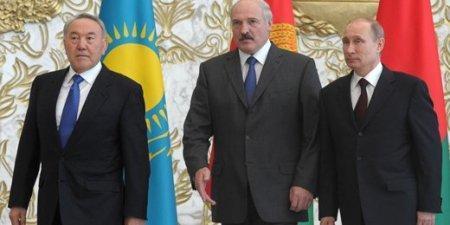 Встреча Назарбаева, Путина и Лукашенко состоится в Астане 20 марта