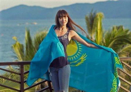 Сабина Алтынбекова попала в список самых красивых спортсменок Азии