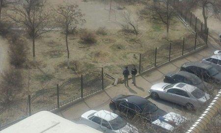 В Актау женщина-водитель протаранила забор детского сада