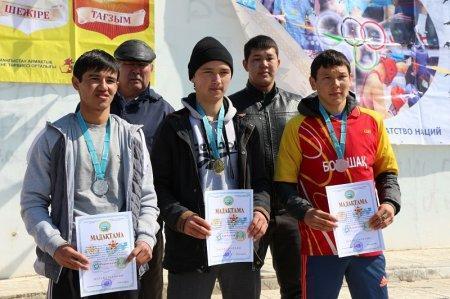 В рамках спортивного фестиваля в Актау прошли соревнования по различным видам спорта