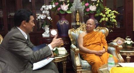 Буддисты Таиланда рекомендуют правительству своей страны брать пример с Казахстана