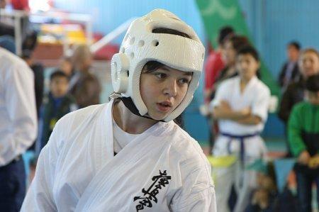 В Актау прошел чемпионат Казахстана по карате-до кекушинкай