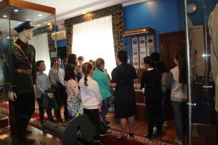 Актауским школьникам рассказали про КНБ