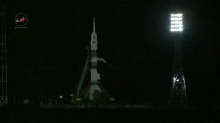 Онлайн трансляция с космодрома Байконур