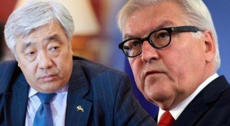 Главы МИД Казахстана и Германии сделали заявление