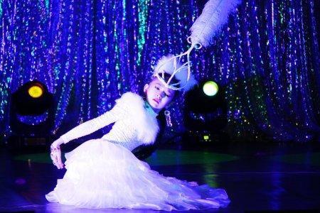 В Актау завершился ежегодный конкурс «Танцевальный рай»