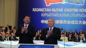 Добрососедские отношения с Китаем являются приоритетными для Казахстана - Назарбаев