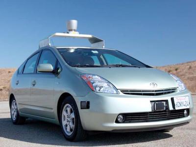 В Google рассказали об авариях беспилотных автомобилей