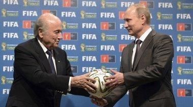 Путин отреагировал на скандал в ФИФА