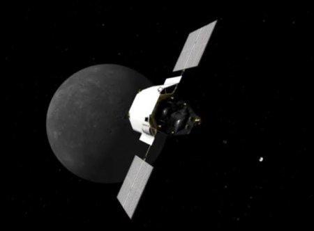 Аппарат «Мессенджер» разбился о поверхность Меркурия после более чем 10-летней миссии