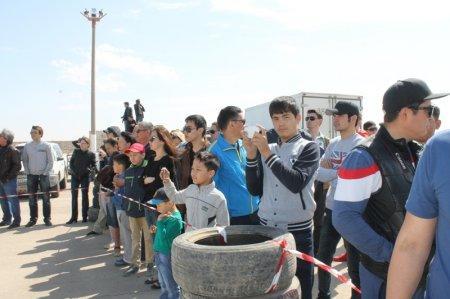 Итоги соревнований по скоростному маневрированию подвели в Актау