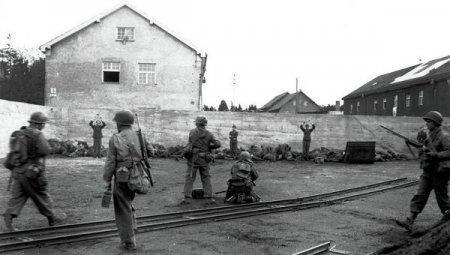 В Германии отметят 70-летие освобождения Дахау